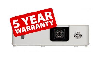 Hitachi projector garantie