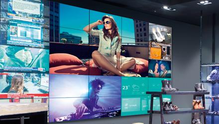 AplusK Philips Professionele Displays Distributeur